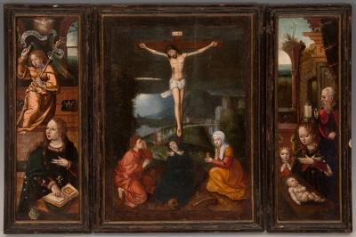 Escuela hispanoflamenca de la primera mitad del siglo XVI.