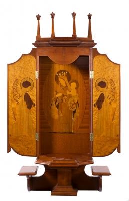 BUSQUETS I JANÉ, Joan . Oratorio de la Virgen de la M