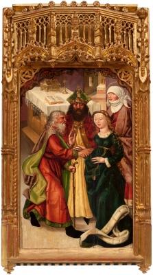 """""""Los Desposorios de la Virgen"""""""