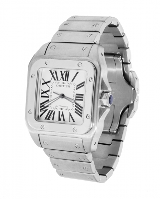 Reloj CARTIER mod. Santos XL100 Automatic, ref.